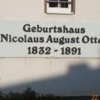 Geburtshaus Nicolaus August Otto Erfinder des Otto-Motors