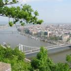 Bick auf Budapest